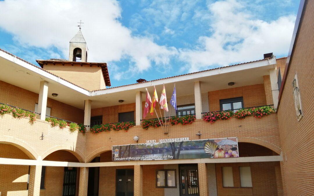 Santa Marina del Rey renueva el alumbrado público de todo el municipio con tecnología LED