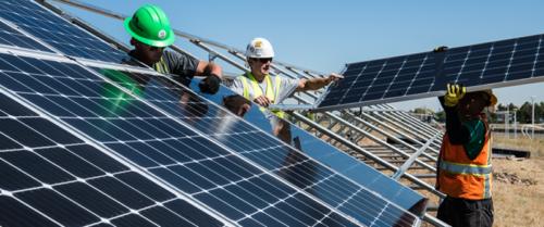 Alta Valduerna pide a la Diputación y la Junta su apoyo contra los macroproyectos fotovoltaicos