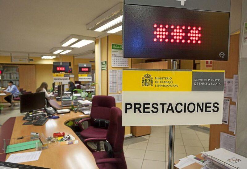 Abril deja 635 desempleados menos en la provincia