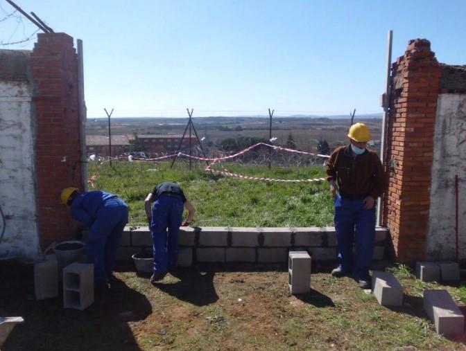 Tres talleres de formación y empleo se desarrollarán en nuestras comarcas, 38 en la provincia