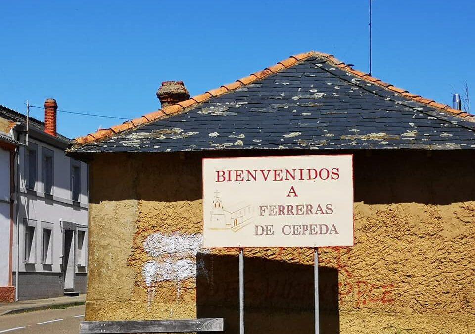 La agrupación socialista de Ferreras de Cepeda homenajea a los militantes más mayores