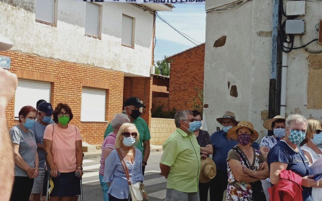 El PSOE de Quintana y Congosto y municipios limítrofes apoya a los vecinos contra de la instalación de una planta embotelladora de agua