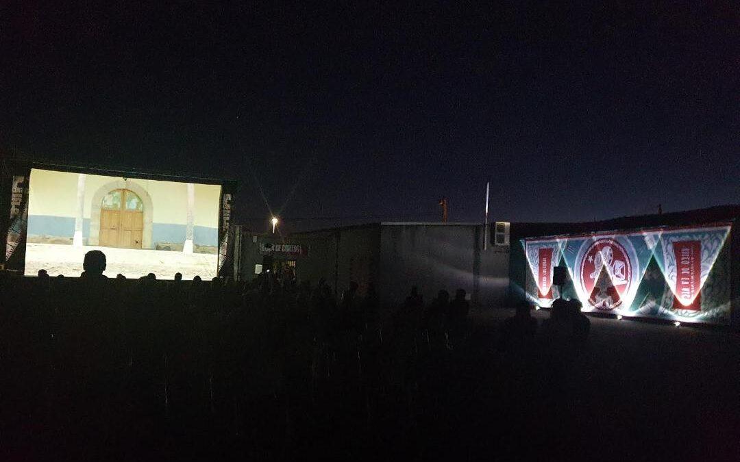 Luna de Cortos' celebra este sábado la gala de clausura y entrega de premios de la octava edición del festival, en Riego de la Vega