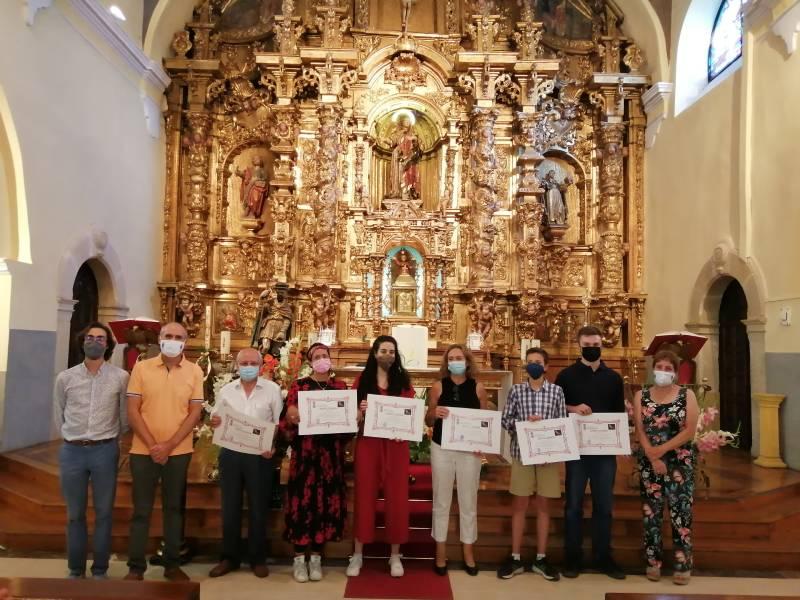 Clausura del curso de Órgano Ibérico en Santa Marina del Rey