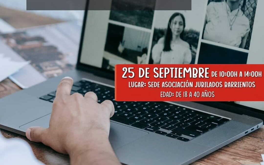 Curso de edición de vídeo y foto en Valderrey