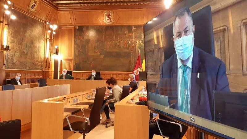 El 'Programa R2' de la Diputación permitirá realizar una importante intervención en los canales romanos de Truchas y Castrillo de Cabrera
