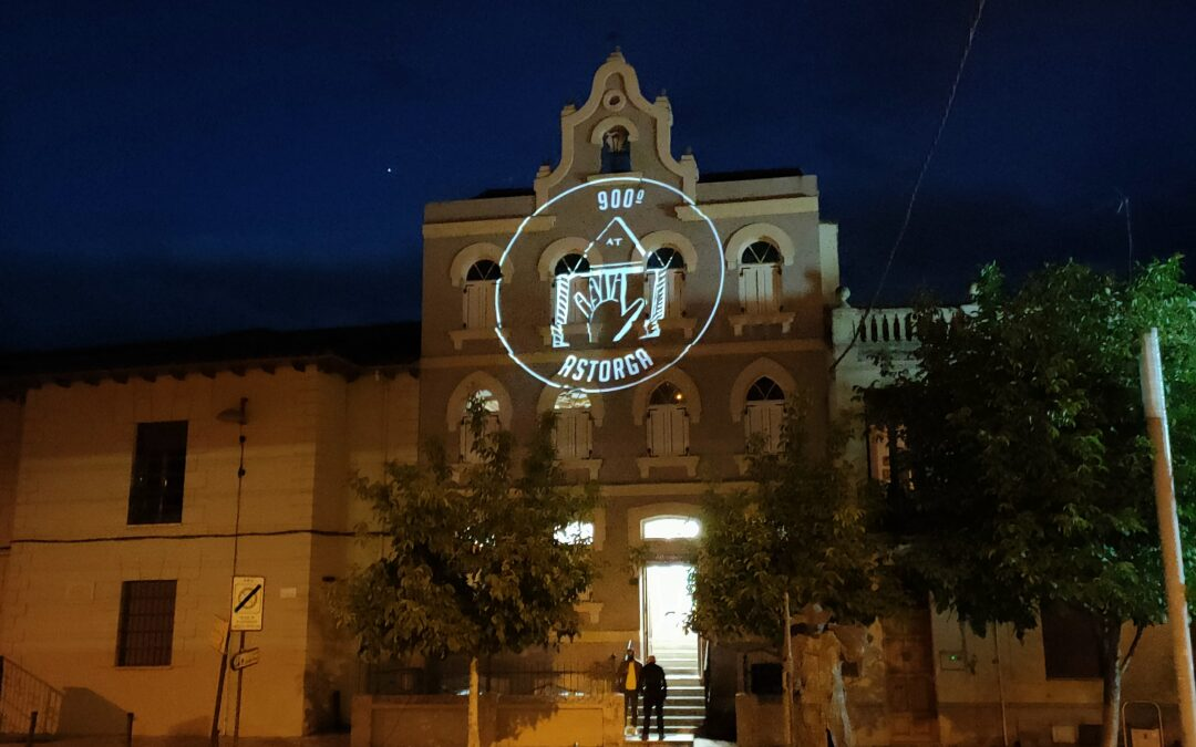 El albergue de Astorga celebra su noveno centenario contando su historia