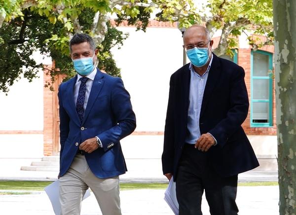 Castilla y León levantará el 14 de septiembre las medidas especiales de alerta sanitaria frente al COVID-19