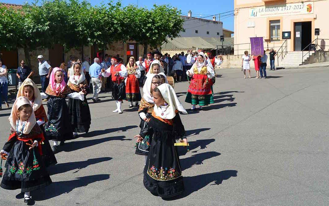 Val de San Lorenzo celebra La Carballeda adaptando las fiestas a la pandemia