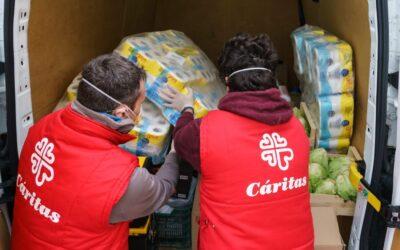 Cáritas Astorga alerta de un repunte en las ayudas puntuales que piden algunas familias para gastos cotidianos como la compra de libros o el pago del alquiler