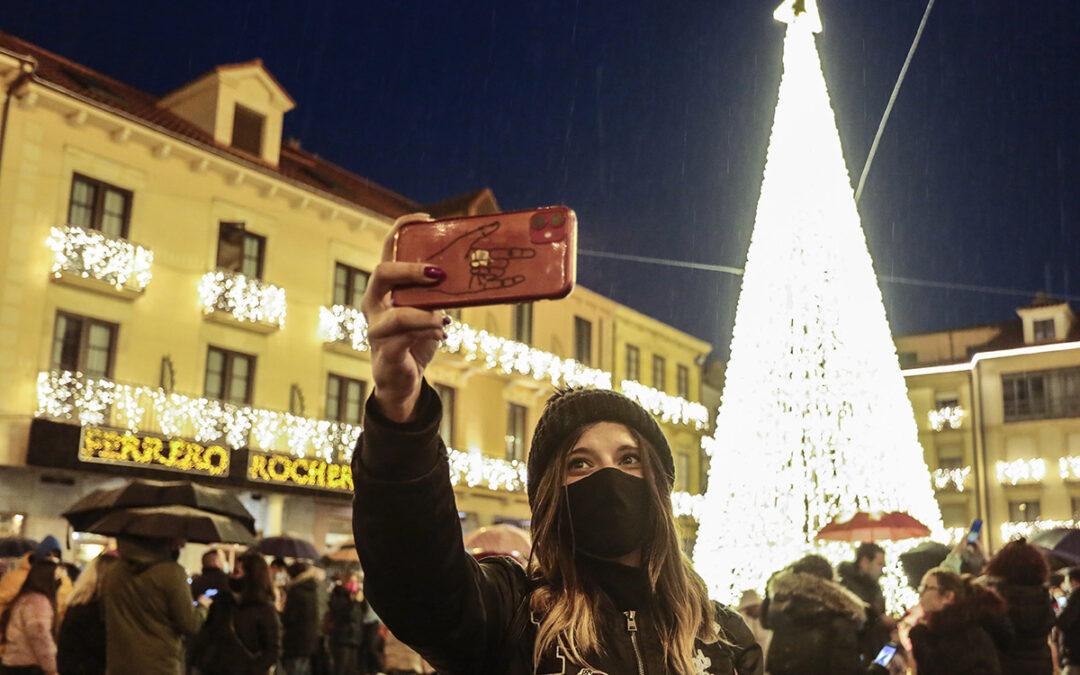 La iluminación navideña se encenderá el 3 de diciembre