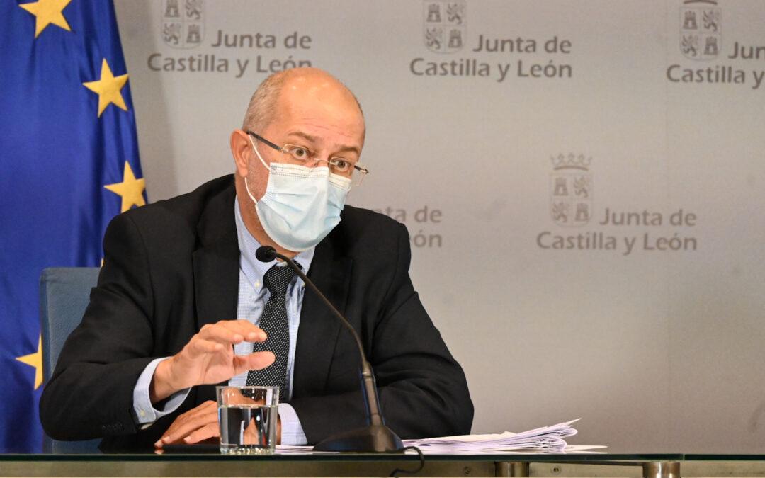 Castilla y León abandona el nivel 1 de alerta sanitaria pandémica, pasando a situación de riesgo controlado