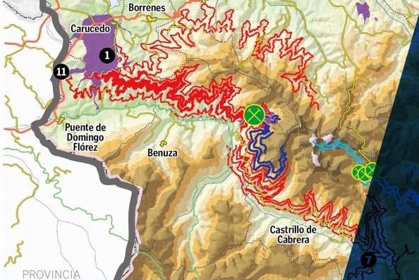 La UNED organiza unas jornadas de campo de minería aurífera romana en El Bierzo y La Cabrera