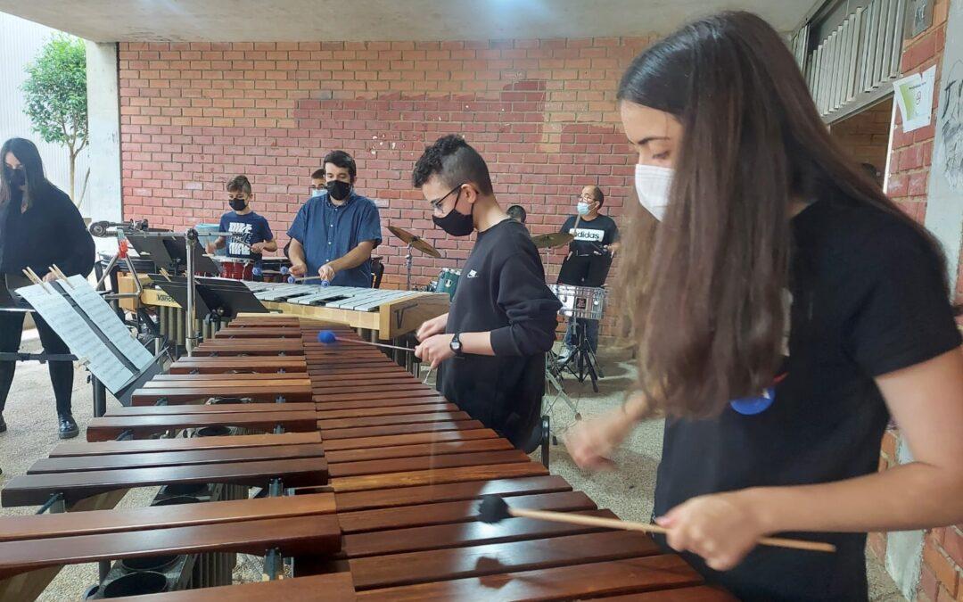 El nuevo curso arranca en la Escuela de Música de Astorga con mas de 200 alumnos matriculados