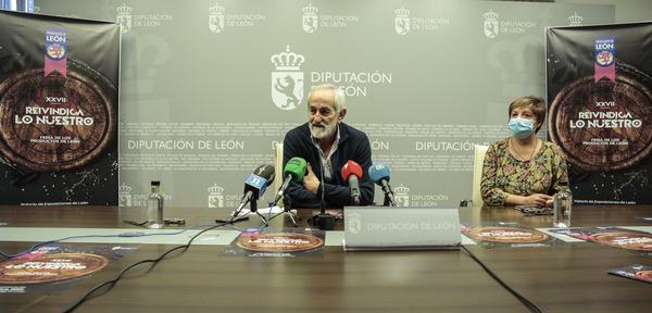 La Feria de los productos de León arrancará el próximo viernes con 91 expositores y 96 empresas