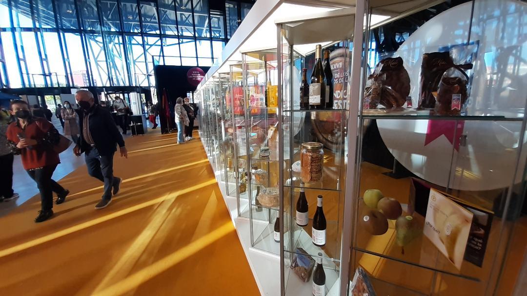 Los ecológicos se abren paso en la Feria de los Productos de León