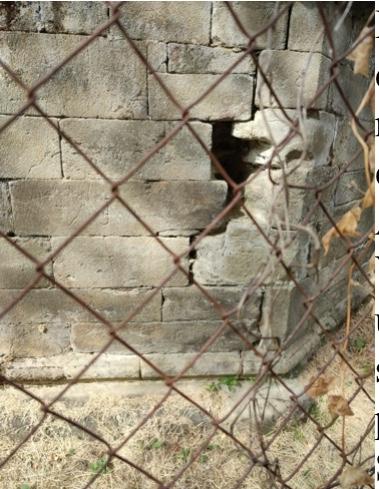 Preocupación por el nuevo expolio sufrido en las ruinas del monasterio de San Juan de Montealegre